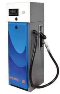 Industrie Zapfsäule Diesel
